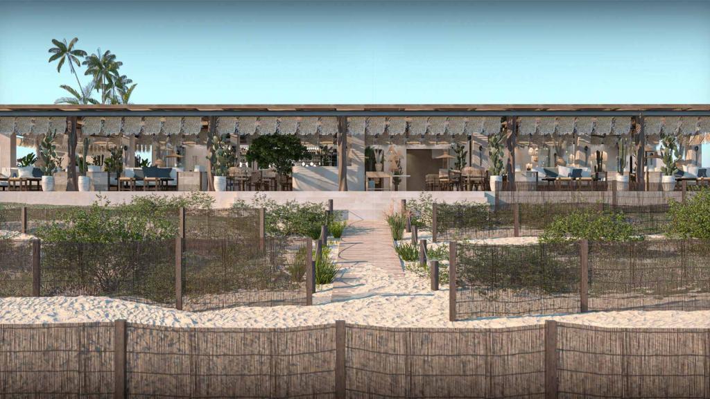 Casa Pacha Formentera © Pacha Group