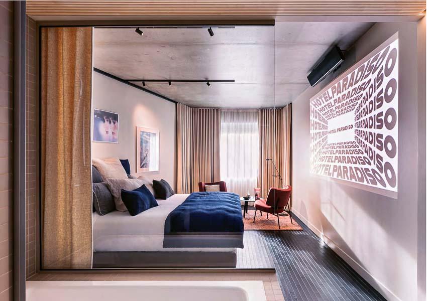 Hotel Paradiso mk2 Paris © DR