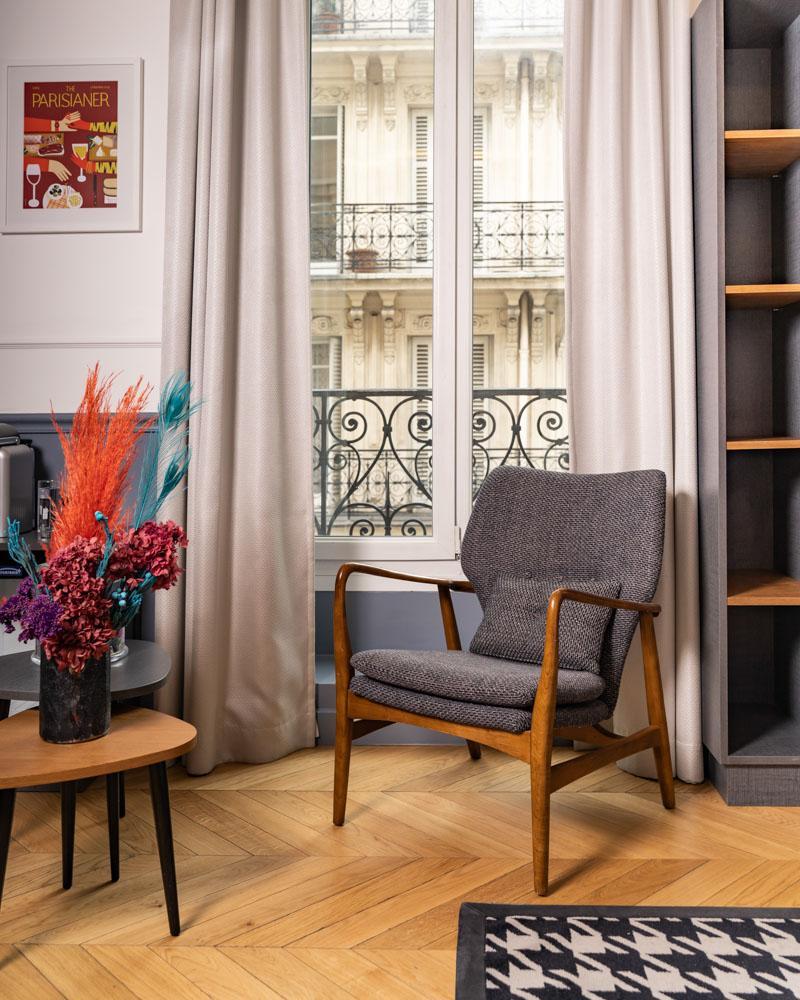Le Petit Lafayette chambre © DR