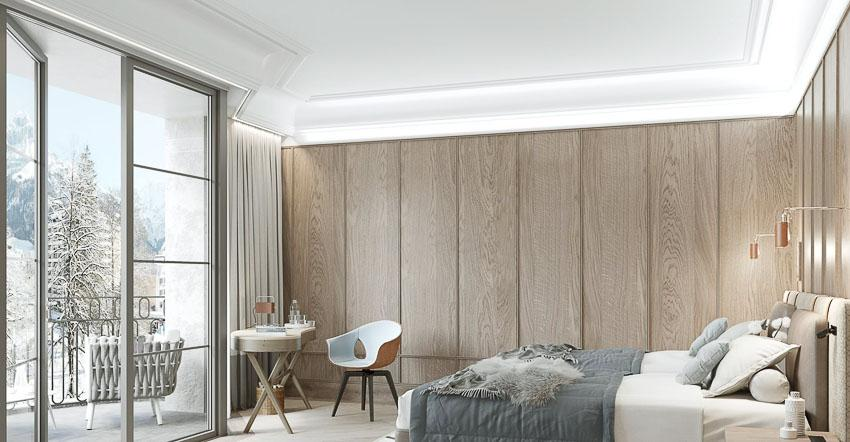 Kempinski Palace Engelberg - Grand Deluxe Room © DR