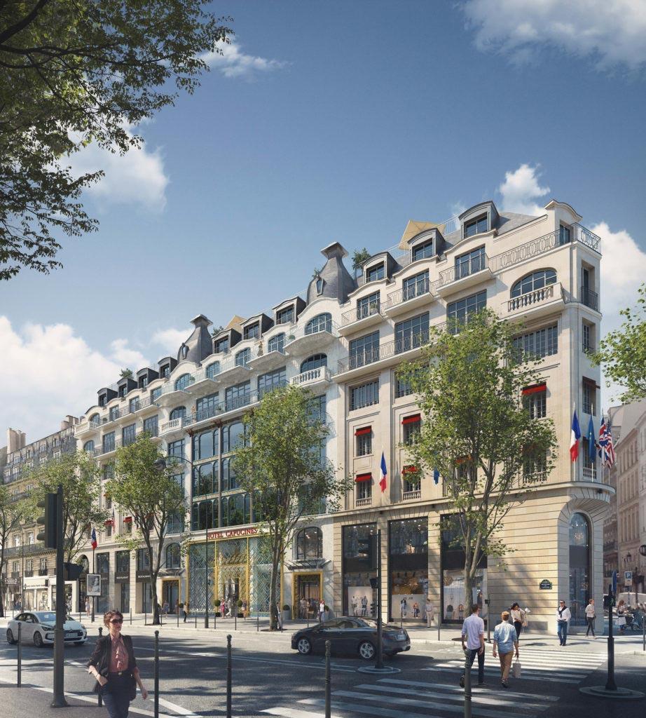 Hôtel Kimpton St Honoré Paris © DR