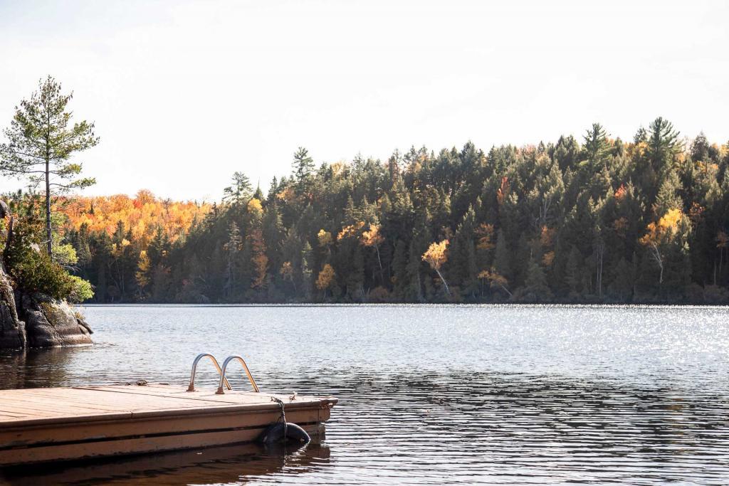 Québec - Lac Blanc © Caroline Mélia / YONDER.fr