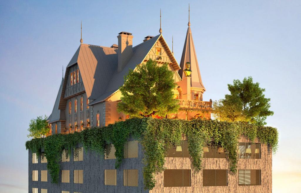 Maison Heler, Metz © DR.