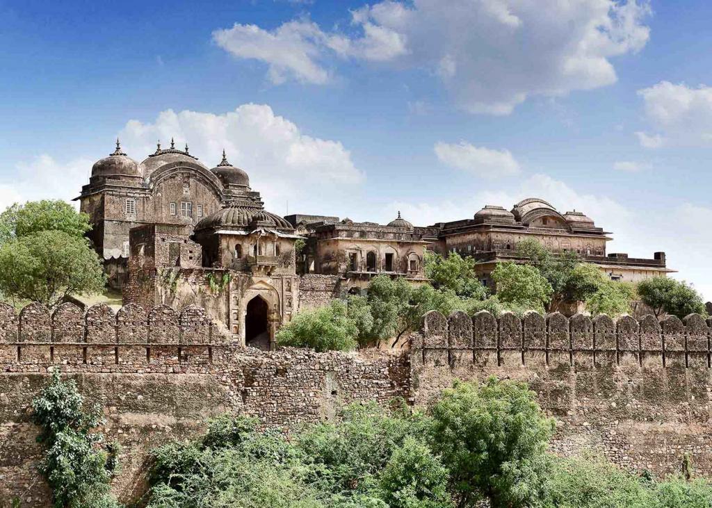 Six Senses Fort Barwara, Rajasthan, Inde © Amit Pasricha.