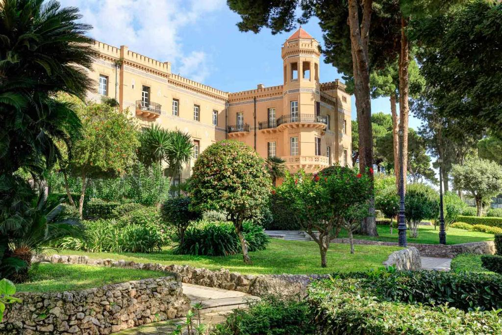 Villa Igiea, a Rocco Forte Hotel, Palerme, Sicile © DR.