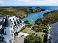 Castel Clara Thalasso & Spa : le grand large à Belle-Île-en-Mer