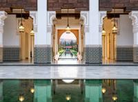 The Oberoi Marrakech, le dernier né des palaces de la ville ocre