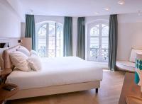 Paris : l'Hôtel du Sentier, un nouvel hôtel de quartier inspiré