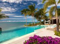 Jumby Bay Island, île privée et paradis tropical des Caraïbes