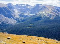 Roadtrip aux USA : sur le toit des Rocheuses, au Rocky Mountain National Park