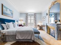 Paris : les plus beaux hôtels autour de l'avenue Montaigne