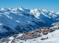 Au cœur du plus grand domaine skiable au monde, les 3 Vallées, skiez aux Menuires