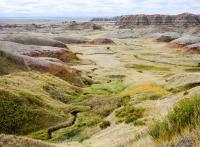 Roadtrip aux USA : les paysages spectaculaires et irréels des Badlands