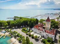 Idée weekend en Europe : Lausanne, Suisse