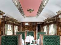 Wes Anderson décore un wagon du train de luxe Belmond British Pullman
