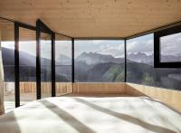 Forestis : une retraite luxueuse pour admirer les Dolomites en cinémascope