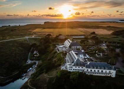 Bretagne : les plus beaux hôtels de Belle-Île-en-Mer