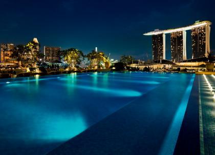 The Fullerton Bay, nouvelle référence du luxe à Singapour