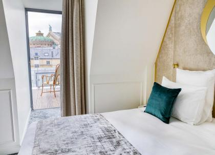 Paris : les plus beaux hôtels du quartier de l'Opéra