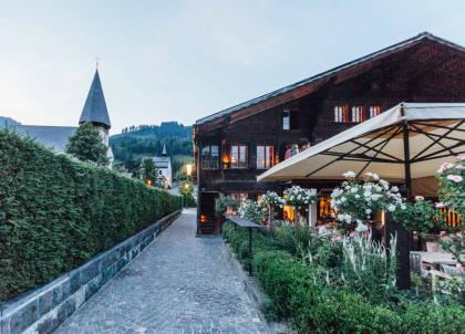 Les meilleures tables de Gstaad, destination gastronomique alpine