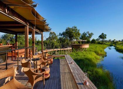 Botswana : Xigera Lodge, le campement qui fait rimer safari et durabilité
