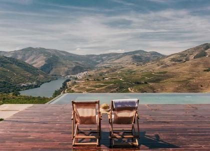 Portugal : Ventozelo Hotel & Quinta, au cœur du vignoble du Douro