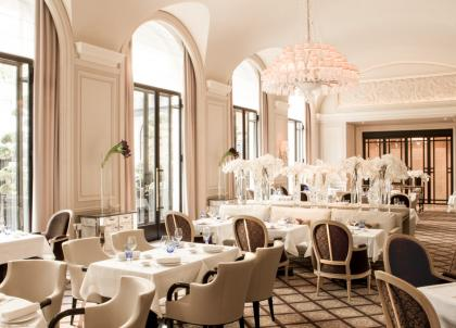 On a testé Le George, la nouvelle table méditerranéenne du Four Seasons George V