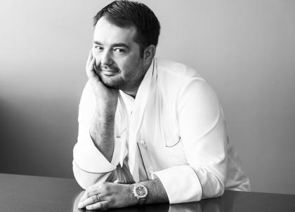 Les 50 chefs qui font Paris #27 : rencontre avec Jean-François Piège
