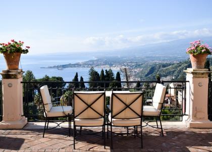 Taormina : le Belmond Grand Hotel Timeo, l'un des plus beaux hôtels de Méditerranée