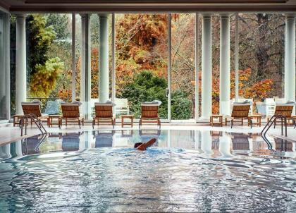 Le Brenners Park Hotel & Spa, un palace mythique à l'orée de la Forêt-Noire