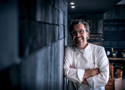 Annecy : rencontre avec Laurent Petit, chef engagé et triplement étoilé