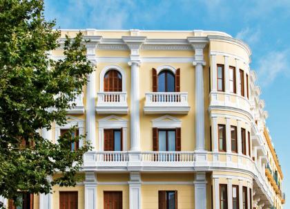 Au Gran Hotel Montesol, la renaissance d'une adresse mythique d'Ibiza