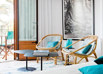 Les 105 Suites @ Marina Magna, pied-à-terre chic dans le port d'Ibiza