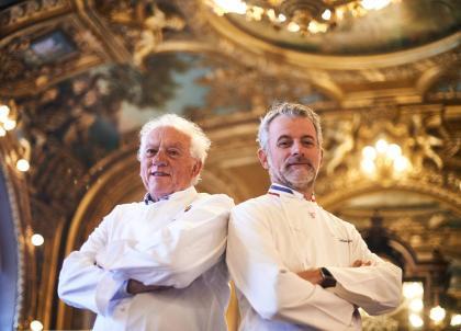 Le Train Bleu célèbre la cuisine lyonnaise en invitant le chef 2-étoiles Mathieu Viannay