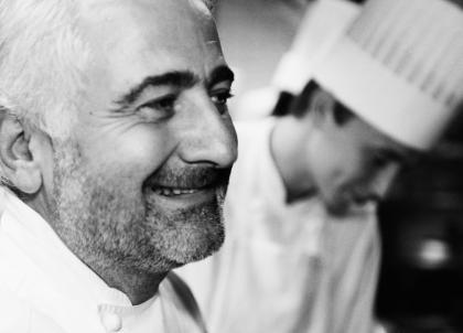 Les 50 chefs qui font Paris #14 : rencontre avec Guy Savoy (Restaurant Guy Savoy à la Monnaie de Paris)