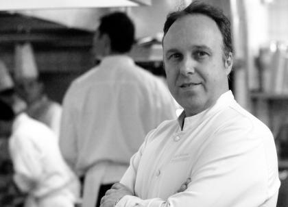 Les 50 chefs qui font Paris #6: rencontre avec Alain Solivérès (Le Taillevent)