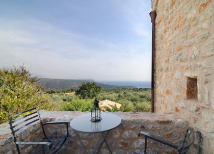 Aux portes du Magne (Grèce), escale de charme à l'Antares Hotel Mani