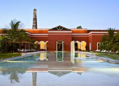 L'Hacienda Temozon, grande dame des mythiques haciendas du Yucatán