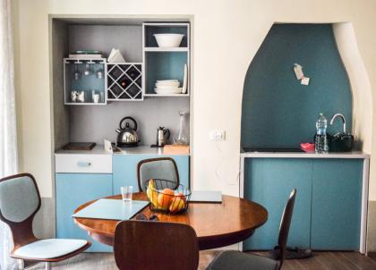 CasaCau, des appartements stylés pour se sentir chez soi au cœur de Rome