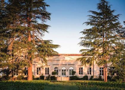 Au Château Le Pape, escale chic dans le vignoble bordelais