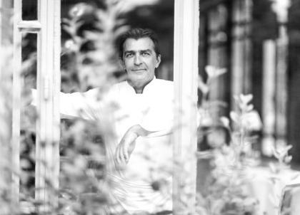Les 50 chefs qui font Paris #15 : rencontre avec Yannick Alléno (Pavillon Ledoyen)