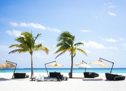 Constance Halaveli, une certaine idée de la perfection aux Maldives