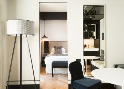 Corso 281 Luxury Suites, des suites design en plein centre de Rome