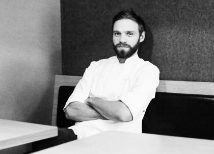 Les 50 chefs qui font Paris #10: rencontre avec Sven Chartier (Saturne)