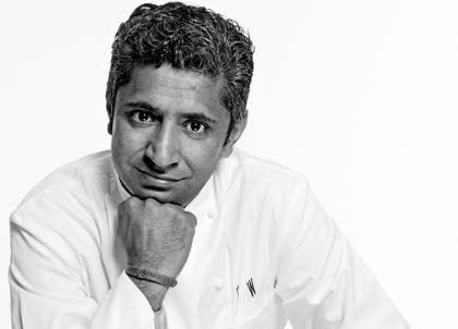 Les 50 chefs qui font Paris #7: rencontre avec Sylvestre Wahid (Restaurant Sylvestre)