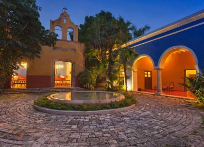 L'Hacienda San José, escale romantique du Yucatán entre héritage colonial et nature luxuriante