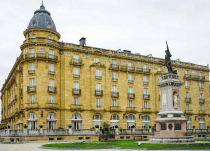 L'Hôtel Maria Cristina, l'irremplaçable grande dame de San Sebastián
