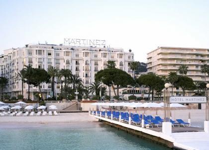Cannes : le nouveau visage du Martinez, hôtel mythique de la Croisette