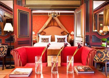 Bordeaux : InterContinental Le Grand Hôtel, la référence du luxe en ville