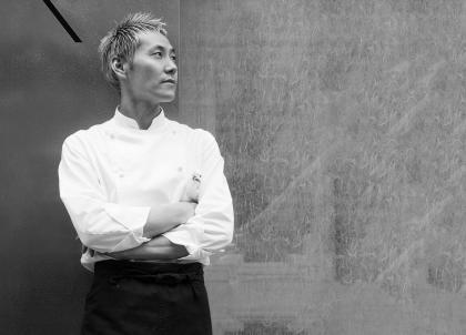 Les 50 chefs qui font Paris #3 : rencontre avec Kei Kobayashi (Restaurant KEI)